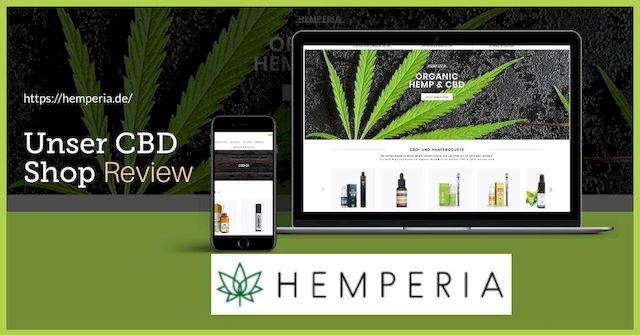 Hemperia CBD-SHOP vorgestellt