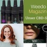 Weedo: Moderner CBD-Shop mit eigenem  Cannabis Magazin