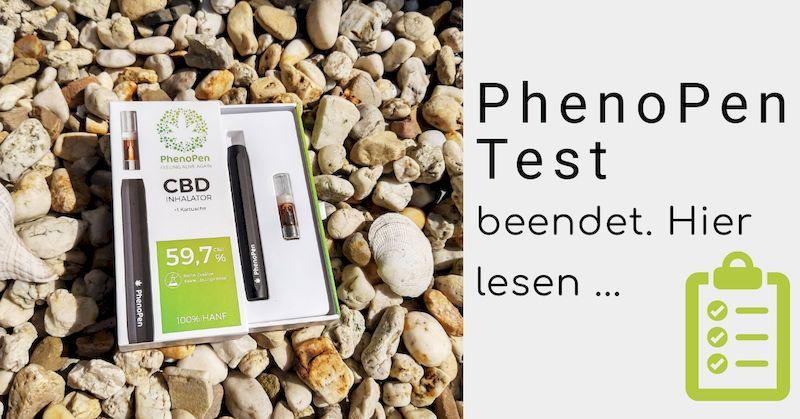 PhenoPen Test 2020 beendet