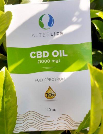 CBD-Öl-Test: Geschenk der Natur & Alterlife von BIOCBD 10