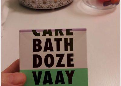 Die VAAY Badekugel mit CBD und Lavendel ausprobiert | Erfahrung mit der Badbombe pur! 1